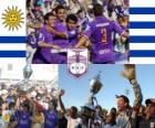 Defensor Sporting Club champion de Torneo Apertura 2010 (URUGUAY)