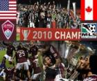 Colorado Rapids Champion de la Coupe MLS 2010 (ÉTATS-UNIS ET CANADA)