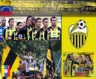 Táchira Fútbol Club Deportivo Torneo Apertura Champion 2010 (VENEZUELA)