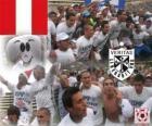 Club Deportivo Universidad de San Martín de Porres Champion Championnat décentralisée 2010 (PÉROU)