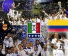 Corporación Deportiva Once Caldas Champion de la ligue Postobon 2010 (COLOMBIE)