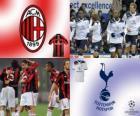 Ligue des Champions - UEFA Champions League huitième de finale de 2010-11, Milan AC - Tottenham Hotspur FC
