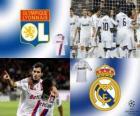 Ligue des Champions - UEFA Champions League huitième de finale de 2010-11, Olympique lyonnais - Real Madrid CF