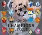 Ligue des Champions - UEFA Champions League huitième de finale de 2010-11