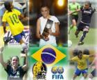 Marta Vieira da Silva Joueur Mondial de la Coupe 2010 Année