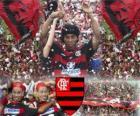 Ronaldinho a signé pour Flamengo