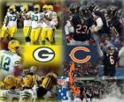 Final Championnat 2010-11 NFC, Green Bay Packers vs Chicago Bears