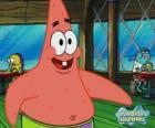 Patrick Star est le meilleur ami de Bob l'éponge