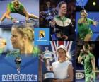 Kim Clijsters champion Open Australie 2011