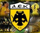 AEK Athens FC, club grec de football