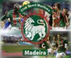 CS Marítimo de Funchal, à Madeira, club de football portugais