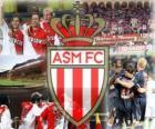AS Monaco qui joue pour le championnat français
