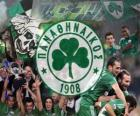 Panathinaikos FC, club de football grec
