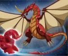 Dragonoid est l'une des espèces les plus puissants de Vestroia
