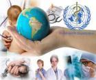 Journée mondiale de la Santé, qui commémore la fondation de l'OMS le 7 avril 1948