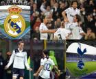 League des Champions - UEFA Champions League Quarts de finale 2010-11, le Real Madrid CF - Tottenham Hotspur FC