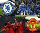 League des Champions - UEFA Champions League Quarts de finale 2010-11, Chelsea FC - Manchester United