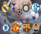 League des Champions - UEFA Champions League 2010-11 Quarts de finale