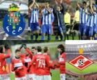 UEFA Europa League, Quarts de finale 2010-11, le FC Porto - Spartak Moscou
