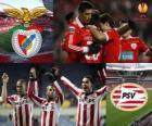 UEFA Europa League 2010-11 Quarts de finale, Benfica - PSV
