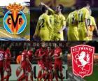 UEFA Europa League 2010-11 Quarts de finale, Villarreal - Twente