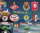 UEFA Europa League 2010-11 Quarts de finale