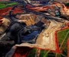 Des mines de charbon en Afrique du Sud