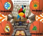 Barcelone 2011 Final Four