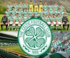 Celtic FC, connu sous le nom Celtic de Glasgow, club écossais de football