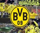 09 BV Borussia Dortmund, club de football allemand