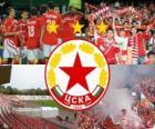 CSKA Sofia, l'équipe de football bulgare