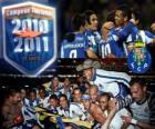 FC Porto champion de la ligue portugaise 2010-11