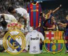 Ligue des Champions - UEFA Champions League 2010-11 en demi-finale, le Real Madrid - FC Barcelone