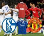 Ligue des Champions - UEFA Champions League 2010-11 en demi-finale, le FC Schalke 04 - Manchester United