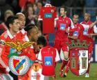 UEFA Europa League 2010-11 en demi-finale, Benfica - Braga