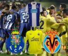 UEFA Champions League 2010-11 en demi-finale, Porto - Villarreal