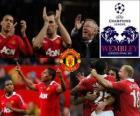 Manchester United qualifié pour la finale de la Ligue des Champions - UEFA Champions League 2010-11