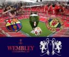 Final Ligue des Champions - Champions League finale 2010-11, Fc Barcelona vs Manchester United