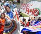 Le Cinco de Mayo est célébrée le 5 mai au Mexique et les États-Unis pour commémorer la bataille de Puebla 1862