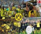 09 BV Borussia Dortmund, champion de Bundesliga 2010-11