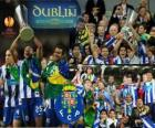 FC Porto, champion de la UEFA Europa League 2010-2011