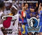 Finales NBA 2011 - Miami Heat vs Dallas Mavericks