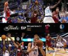 Finales NBA 2011, 3ème partie, Miami Heat 88 - Dallas Mavericks 86