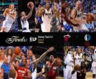 Finales NBA 2011, 4 e partie, 83 Miami Heat - Dallas Mavericks 86