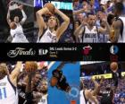 Finales NBA 2011, Partie 5, 103 Miami Heat - Dallas Mavericks 112