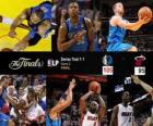 NBA Finals 2011, 6 e match, Dallas Mavericks 105 - Miami Heat 95