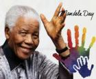 Journée internationale de Nelson Mandela, Juillet 18