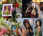 Amy Winehouse a été une chanteuse anglaise, connue pour son mélange de différents genres