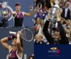 US Open de tennis Samantha Stossur champion 2011
