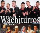 Le groupe argentin Wachiturros